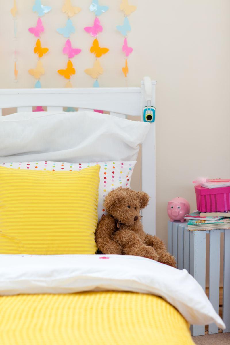 Sådan skaber man et godt soveritual for sit barn